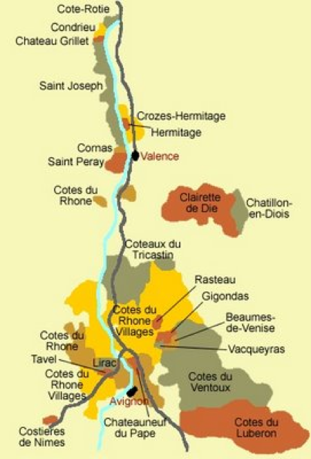 Rhône-Sul