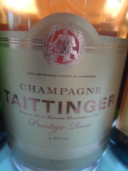 taittinger cuvee prestige