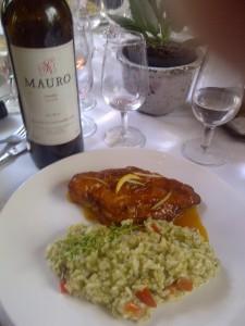O Zeffiro deum show de profissionalismo na primeira edição de 2014 do restaurante week - não diminuiu tamanho das porções, ao contrário, caprichou ainda mais!