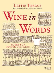 'Wine in Words: Notes for Better Drinking'